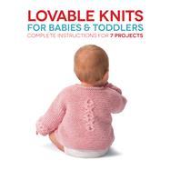 Lovable Knits for Babies and...,Hammett, Carri; Hubert,...,9781589237568