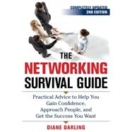 The Networking Survival...,Darling, Diane,9780071717588