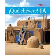 Que chevere Level 1A Workbook by Alejandro Vargas Bonilla, 9780821977590