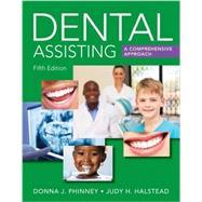 Dental Assisting: A...,Phinney, Donna J.; Halstead,...,9781305967632