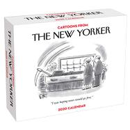 Cartoons from the New Yorker 2020 Calendar by Conde Nast, 9781449497651