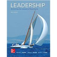 Loose Leaf for Leadership,Hughes, Richard; Ginnett,...,9781260167658