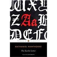 The Scarlet Letter,Hawthorne, Nathaniel;...,9780143107668