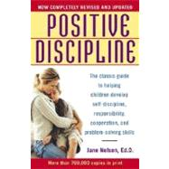Positive Discipline,NELSEN, JANE ED.D.,9780345487674