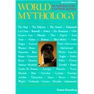 World Mythology,Rosenberg, Donna,9780844257679