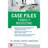 Case Files Family Medicine,...,Toy, Eugene; Briscoe, Donald;...,9781259587702