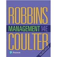 Management, Student Value Edition by Robbins, Stephen; Coulter, Mary, 9780134527703