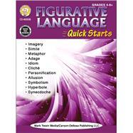 Figurative Language Quick Starts Workbook by Heitman, Jane, 9781622237708