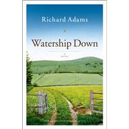 Watership Down A Novel,Adams, Richard,9780743277709