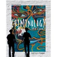 Criminology, 7th Edition,Siegel,9781337557719