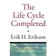 The Life Cycle Completed...,Erikson, Erik H.,9780393317725