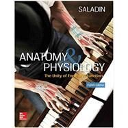 Anatomy & Physiology: The...,Saladin, Kenneth,9781259277726