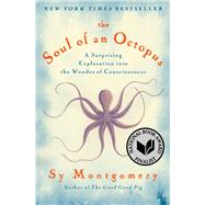 The Soul of an Octopus A...,Montgomery, Sy,9781451697728