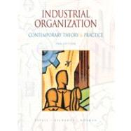 Industrial Organization Contemporary Theory and Practice by Pepall, Lynne; Richards, Daniel J.; Norman, George, 9780324067729