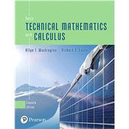 Basic Technical Mathematics...,Washington, Allyn J.,9780134437736