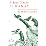 A Sand County Almanac With...,Leopold, Aldo,9780195007770