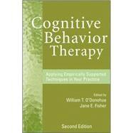 Cognitive Behavior Therapy...,O'Donohue, William T.;...,9780470227787