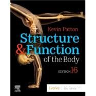 Structure & Function of the...,Patton, Kevin T., Ph.D.;...,9780323597791