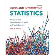 Using and Interpreting...,Corty, Eric W.,9781464107795