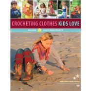 Crocheting Clothes Kids Love...,Allaho, Shelby; Gormley, Ellen,9781589237810