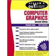 Schaum's Outline of Computer Graphics 2/E by Xiang, Zhigang; Plastock, Roy, 9780071357814