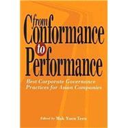 From Conformance to...,Teen, Mak Yuen,9780071247818