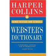 Collins Websters Dict by Harpercollins, 9780060557829
