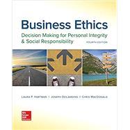 Business Ethics: Decision...,Hartman, Laura; DesJardins,...,9781259417856