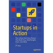 Startups in Action by Silva, Joao, 9781484257869