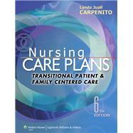 Nursing Care Plans...,Carpenito, Lynda Juall,9781451187878