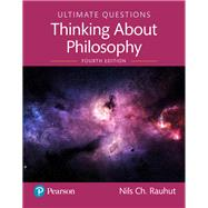 Ultimate Questions Thinking...,Rauhut, Nils Ch,9780135607886