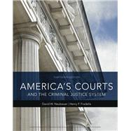 America's Courts and the...,Neubauer, David W.; Fradella,...,9781337557894
