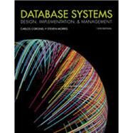 Database Systems Design,...,Coronel, Carlos; Morris,...,9781337627900