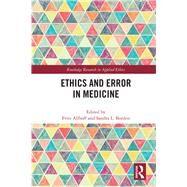 Ethics and Error in Medicine by Allhoff, Fritz; Borden, Sandra L., 9780367217914