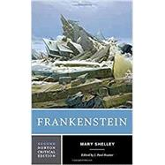 Frankenstein,Shelley,Mary,9780393927931