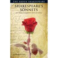 Shakespeare's Sonnets,Duncan-Jones, Katherine;...,9781408017975