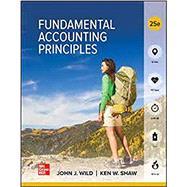 Fundamental Accounting Principles by WILD, 9781260247985