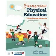 Elementary Physical Education,Rovegno, Inez; Bandhauer,...,9781284077988