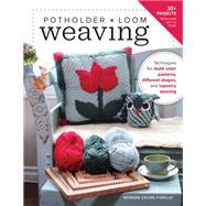 Potholder Loom Weaving...,Crone-Findlay, Noreen,9780811737999