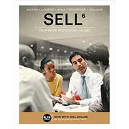 SELL (with SELL Online, 1...,Ingram, Thomas N.; LaForge,...,9781337408004