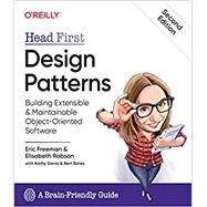 Head First Design Patterns by Eric Freeman; Elisabeth Robson, 9781492078005