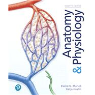 Anatomy & Physiology,Marieb, Elaine N.; Hoehn,...,9780135168042