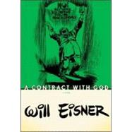Contract W/God Pa,Eisner,Will,9780393328042