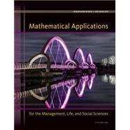 Mathematical Applications for...,Harshbarger, Ronald J.;...,9781305108042