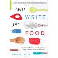 Will Write for Food,Jacob, Dianne,9780738218052