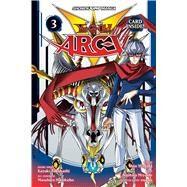 Yu-gi-oh! Arc-v 3 by Yoshida, Shin; Miyoshi, Naohito (ART); Takahashi, Kazuki (CRT), 9781421598055