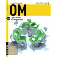 OM 5 by David A. Collier; James R. Evans, 9781305478060