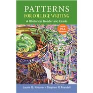 Patterns for College Writing...,Kirszner, Laurie G.; Mandell,...,9781319088064