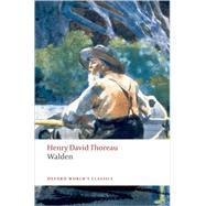 Walden,Thoreau, Henry David; Fender,...,9780199538065