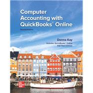 Computer Accounting with...,Kay, Donna,9781260888065